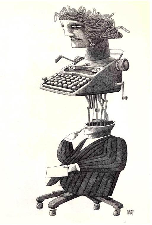 Ilustración de Rogelio Naranjo