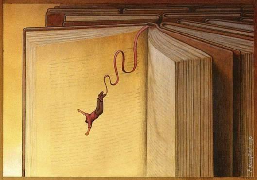 Ilustración de Pawell Kuczynski
