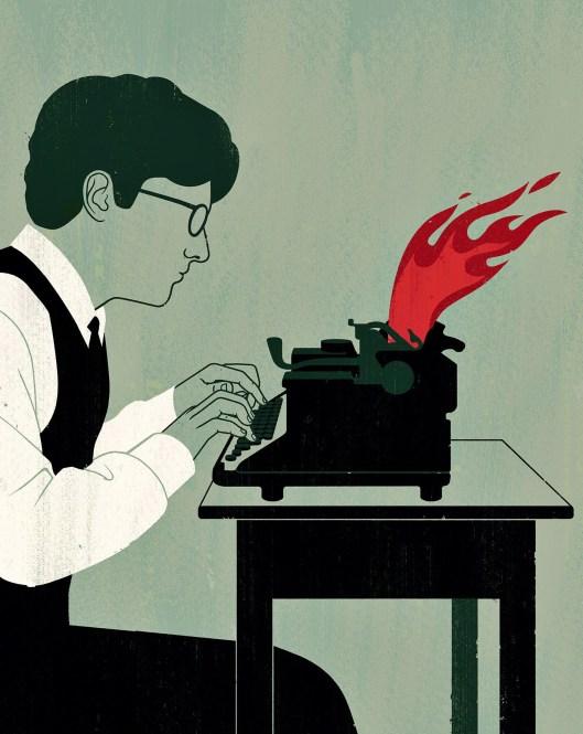 Ilustración de Joey Guidone