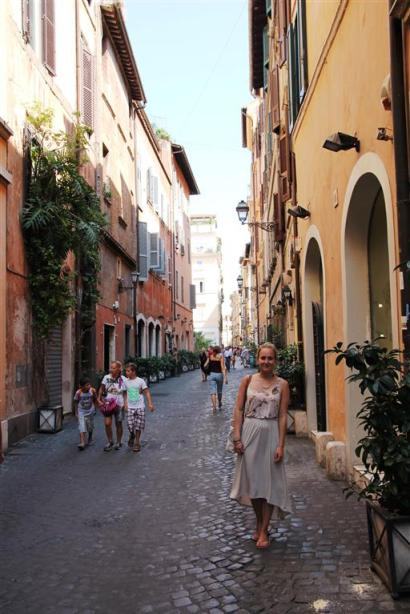 Kurztrip Rom-Sehenswürdigkeiten-Die Altstadt