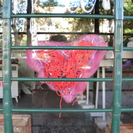 Buenos Aires und seine Viertel: Love is in the air, everywhere!