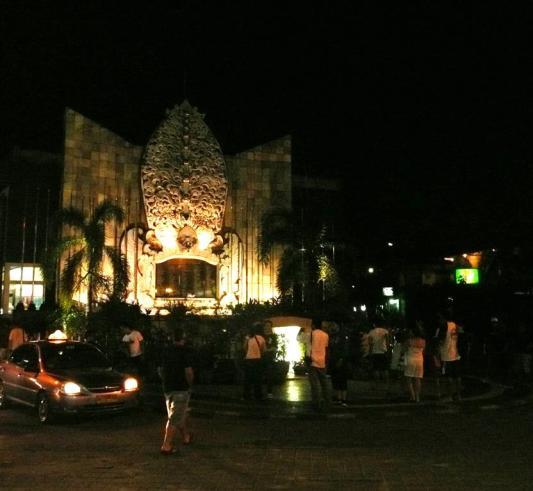 Terroranschlag auf Bali-Das Memorial in der Legian Street