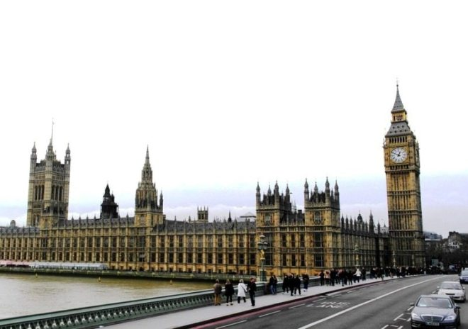 Top Sehenswürdigkeit in London: Das House of Parliament und sein Big Ben
