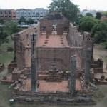 Wat Ratchaburana von oben