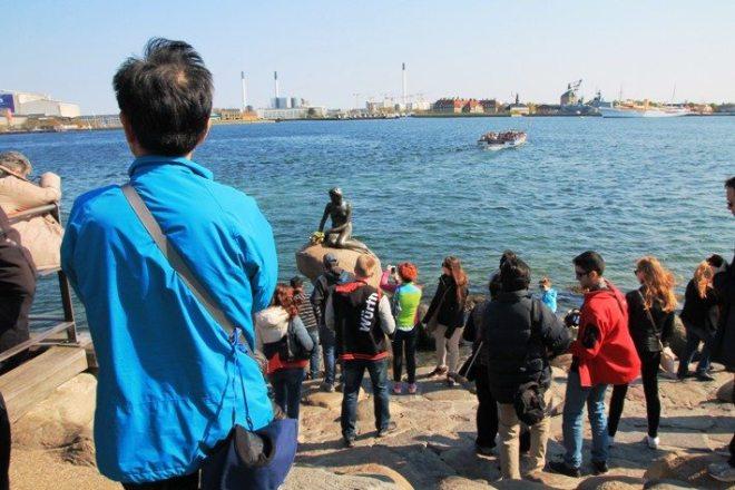 Die kleine Meerjungfrau ist der Top-Tipp für Touristen in Kopenhagen