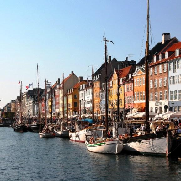 Der Nyhavn in Kopenhagen - ein Tipp in vielen Reiseführern