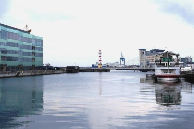 Urlaub in Malmö, Schweden, ist Erholung pur: Tipps - Spaziergang zur Universität und dem Hafen