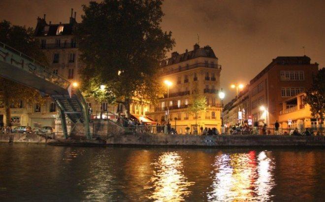 Tipp für Paris low budget: Studentenviertel Canal Saint Martin