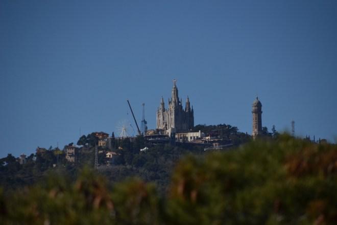 Tipps für Barcelona: Park Güell mit seinen Ausblicken auf die Umgebung