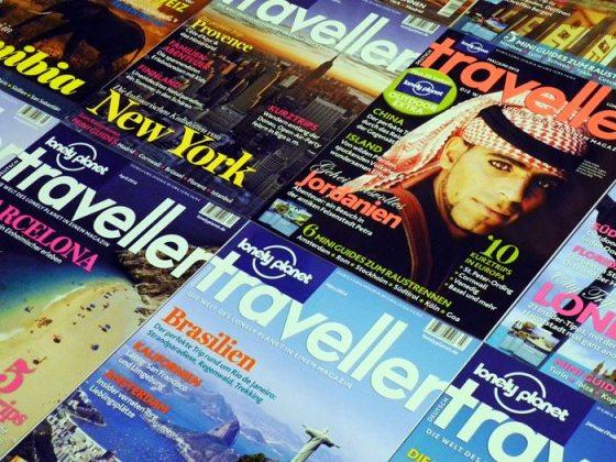 Reisemagazin von Lonely Planet - beste Geschenkidee für Reisesüchtige