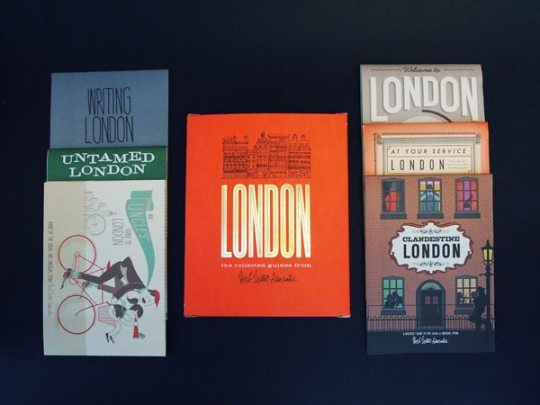 Geschenkidee für Reisende: Stadtpläne mal anders