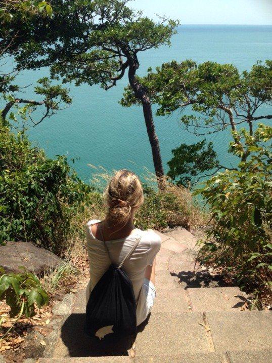 Nationalpark auf Koh Lanta, Thailand