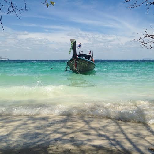 Chicken Island Krabi Thailand
