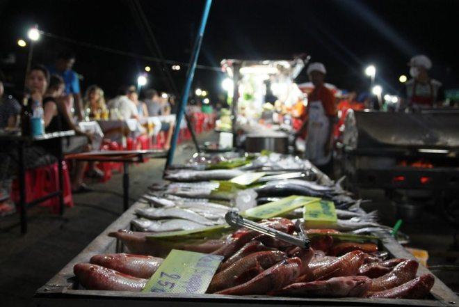 Authentisches Erlebnis: Nachtmarkt von Krabi Town