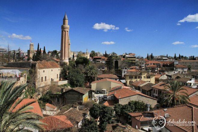Antalya in der Türkei: Reiseziel für den Sommer