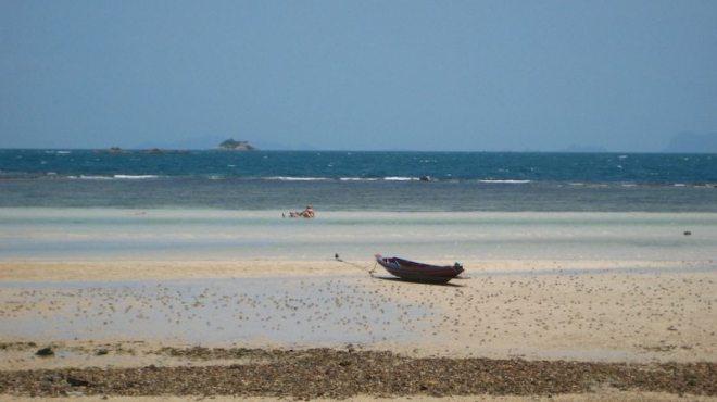 Haad Chao Pao Strand Koh Phangan