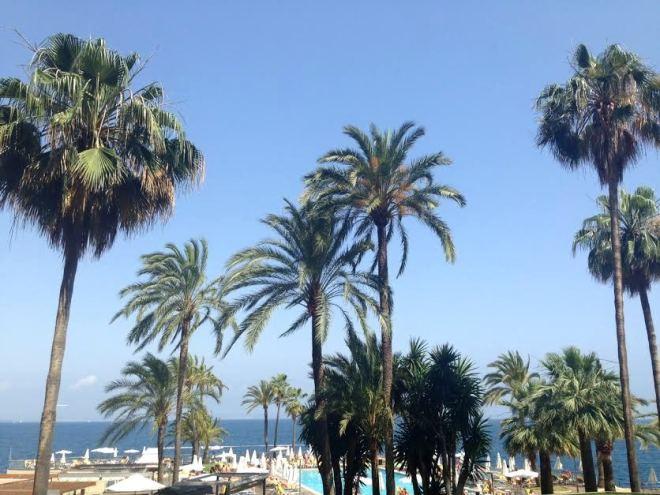 Kurztrip nach Mallorca, Hotel in Illetes