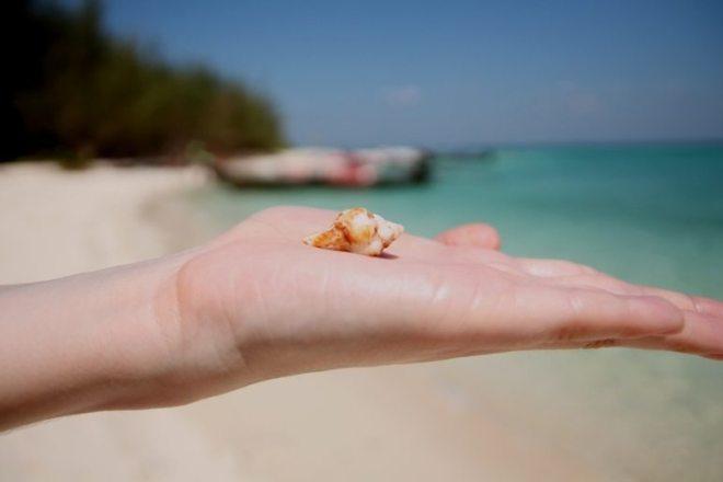 Koh Poda in Thailand: Paradies pur