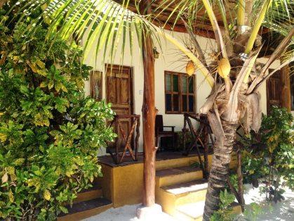 Backpacking-Unterkunft in Matemwe auf Sansibar: Seles Bungalow