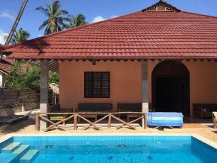 Backpacker-Unterkunft in Paje, Sansibar: Hakuna Shida Guesthouse AirBnB