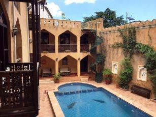 Unterkunft in Stone Town Sansibar: Mizingani Seafront Hotel