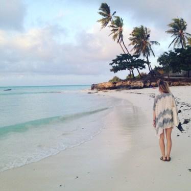 Wunderschöner Strand auf Sansibar: Nungwi East