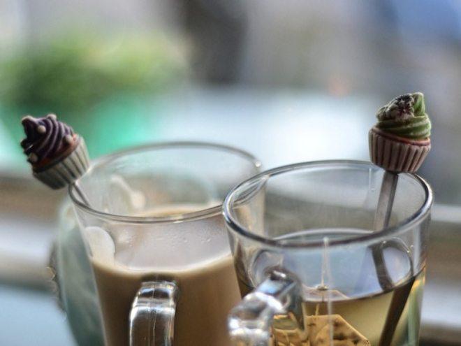 Koffie und Teatime in De Pijp Amsterdam