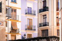 Architektur in Valencia