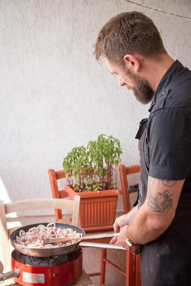 Kochkurs mit Goran - Insidertipp für Pula in Kroatien