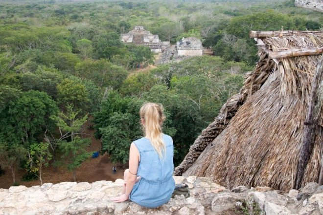 Yucatan Rundreise Tipps: Ruinen von Ek Balam