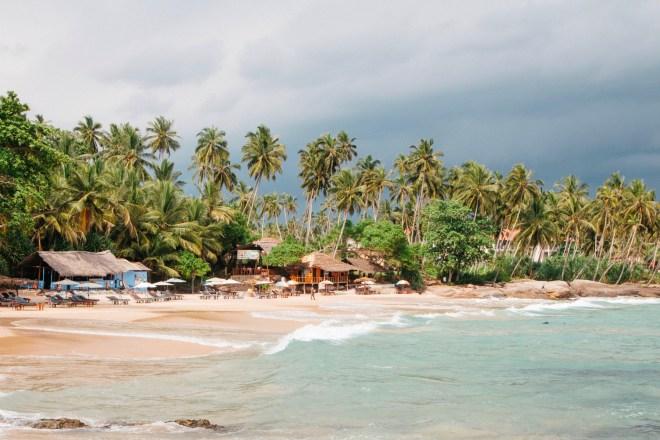 Sri Lanka Backpacking Route für eine Rundreise - unser Highlight Tangalle und seine Strände