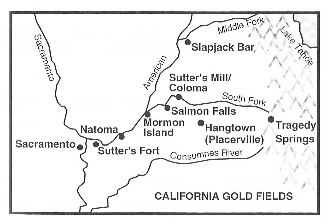 Got A Revolution The Beginning Of The California Gold