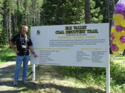 coal discovery trail opens