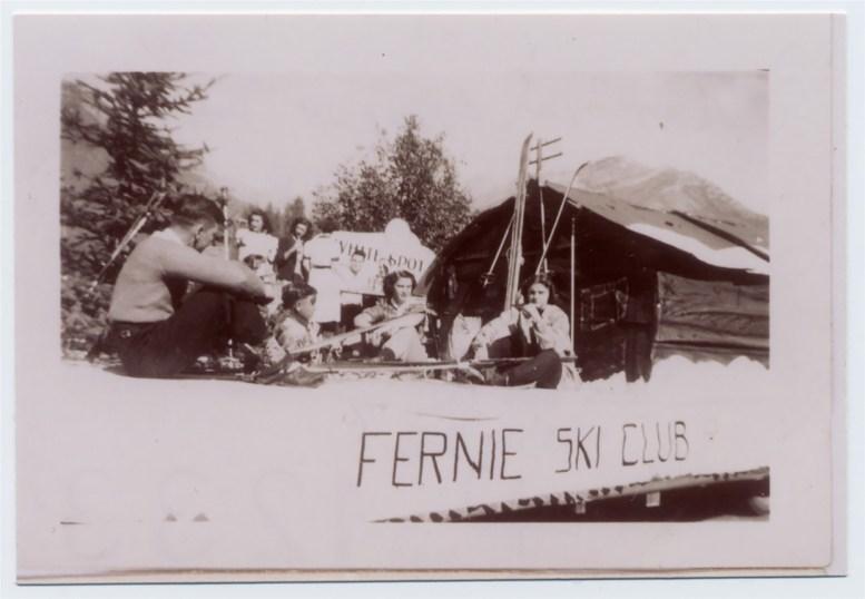 Fernie ski history