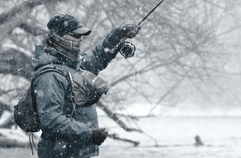 Fernie winter fishing