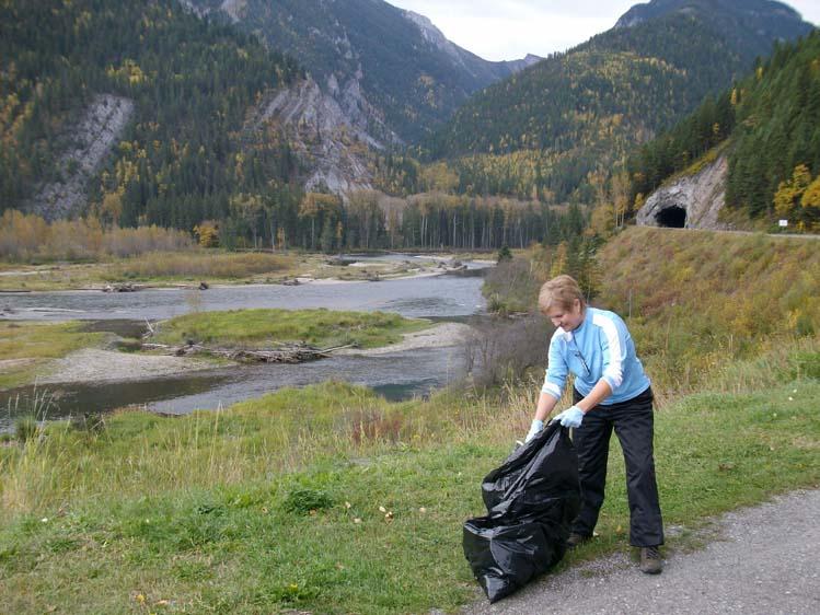 Shoreline Clean-Up
