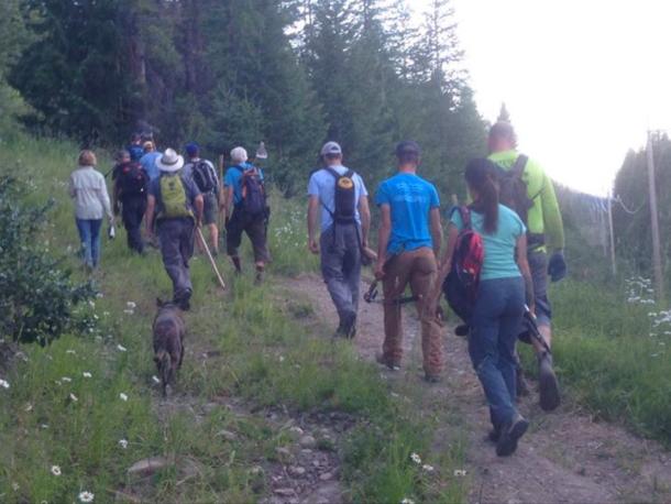 Trail Work Thursdays