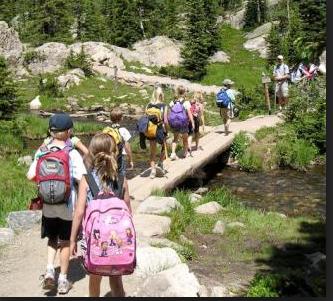 Kids Outdoor Adventure Camp