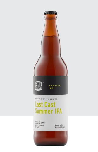 LAst cast IPA
