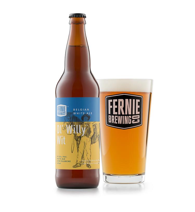 Fernie Beer Willy Wit