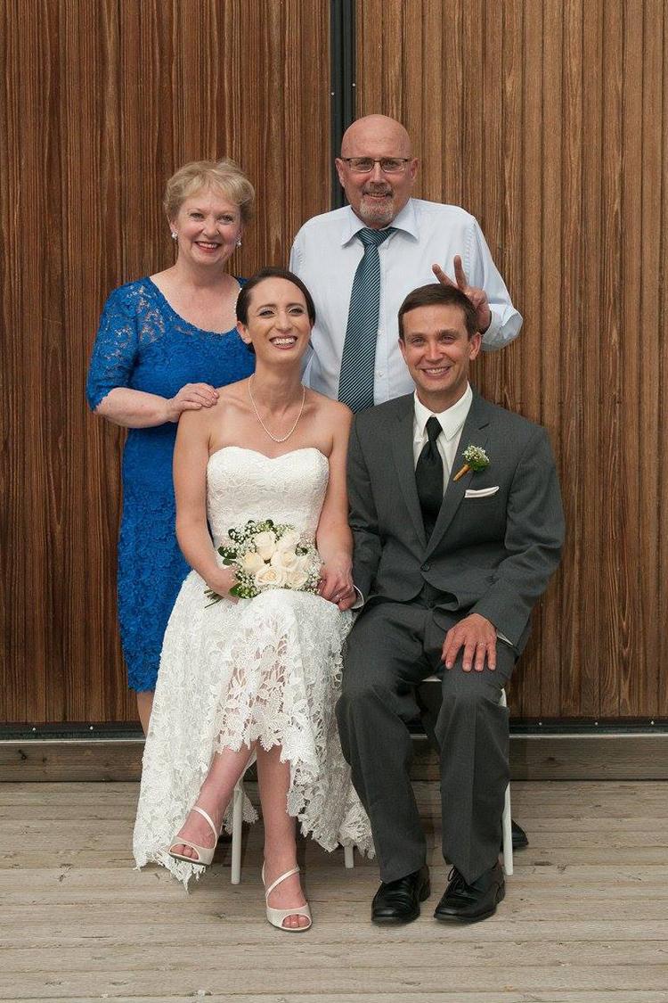 Nancy, Erin, Gord & Jeff, July 2016