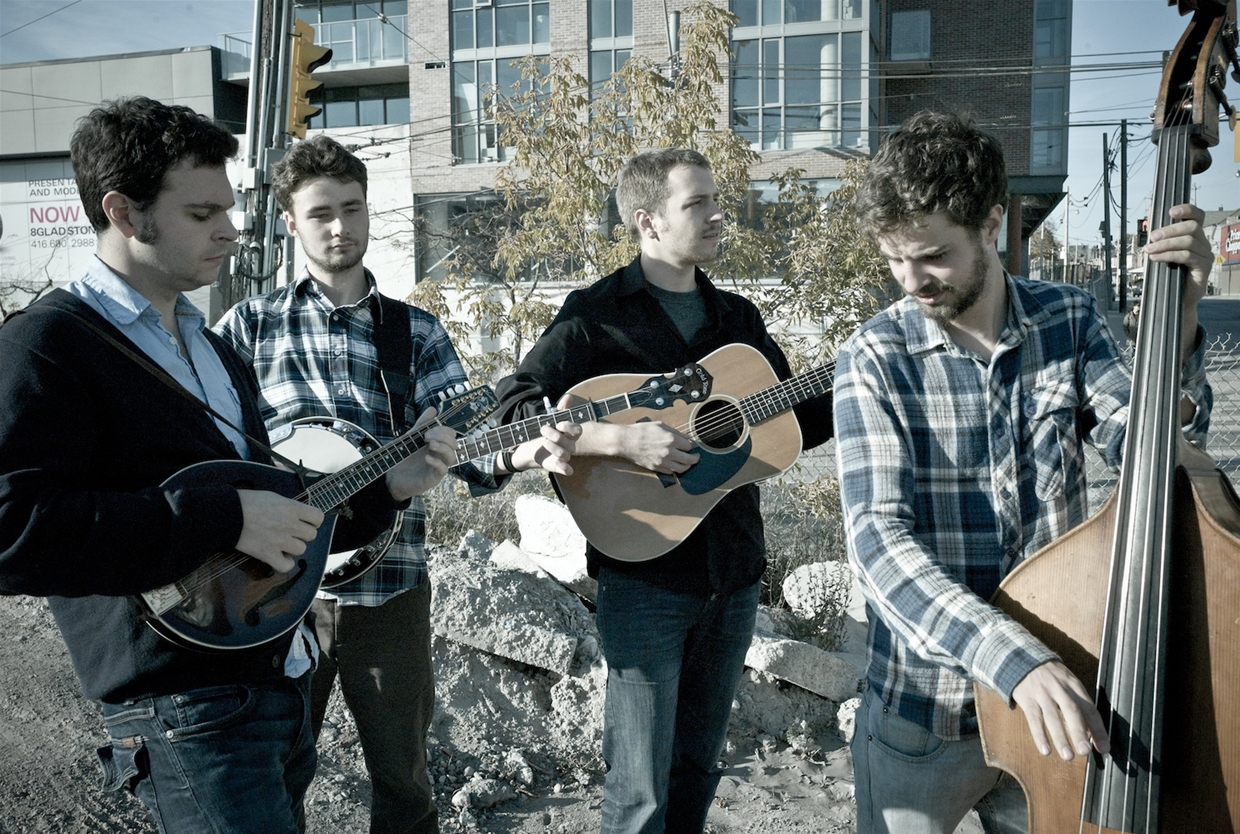 The Slocan Ramblers LIVE