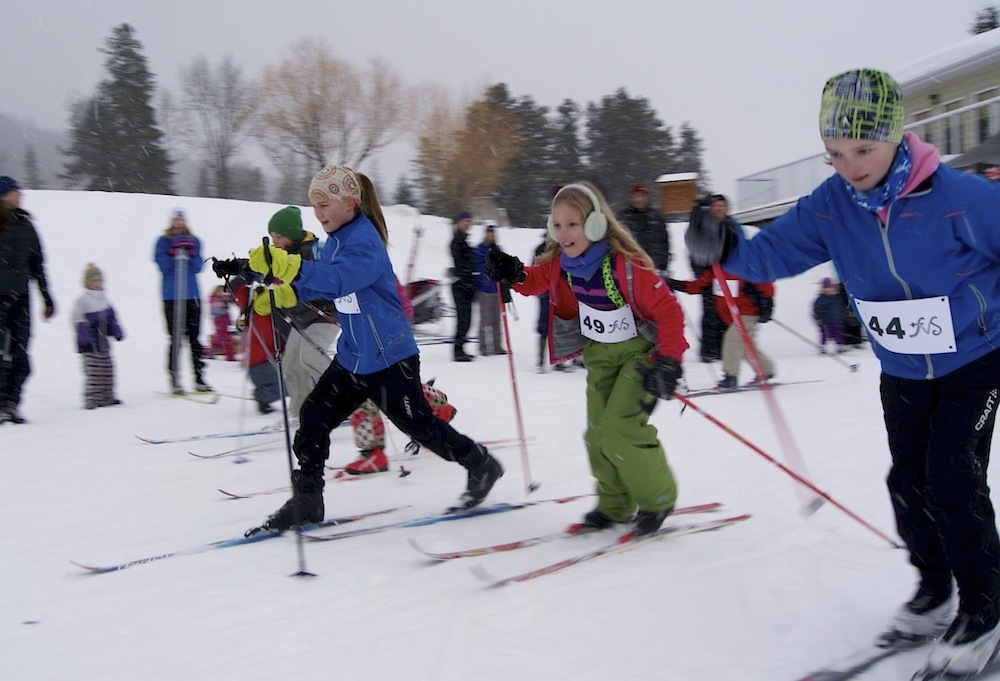 8th Annual Community Nordic Fun Race
