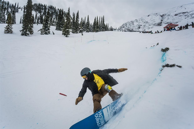 Dirty Dancer Banked Slalom