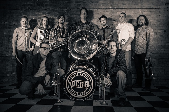 Dirty Catfish Brass Band are Bringing the Party to Fernie!