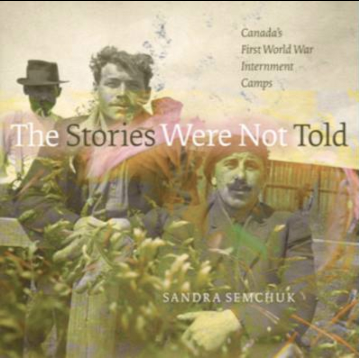 Book Signing | The Stories Were Not Told