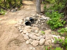 Fernie Trail culvert