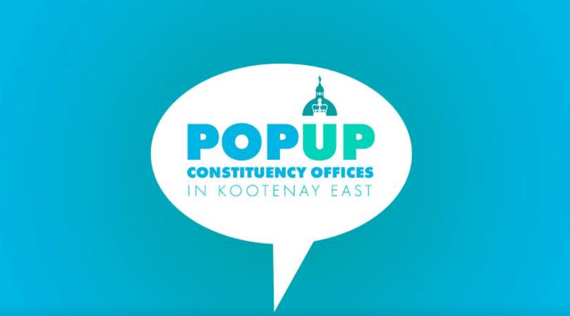 Tom Shypitka Pop-Up Constituency