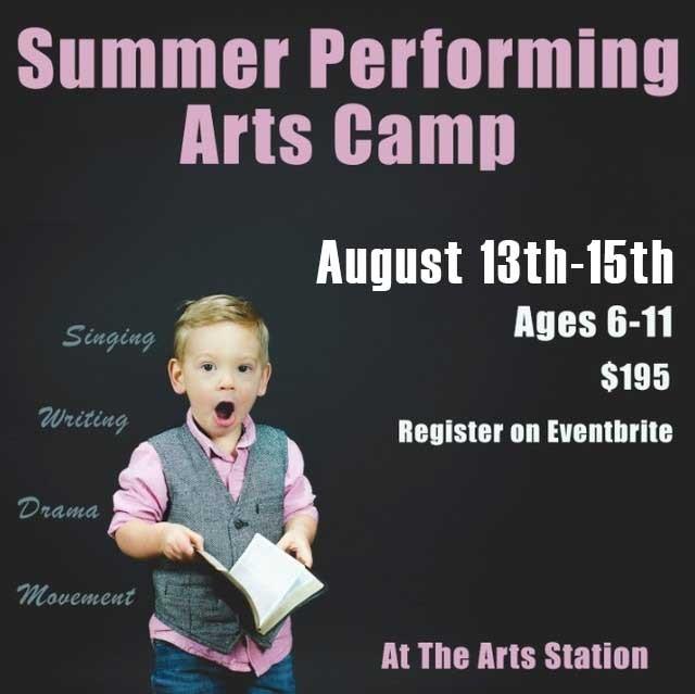 Summer Performing Arts Camp