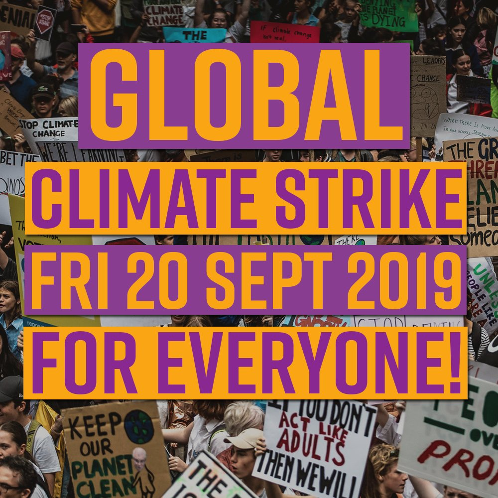 The Climate Strike